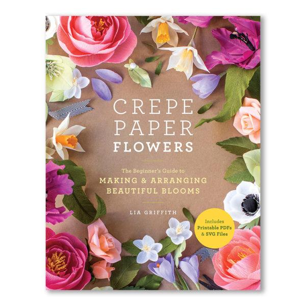 Crepe Paper Flowers Book