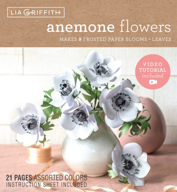 Lia Griffith Anemones Kit