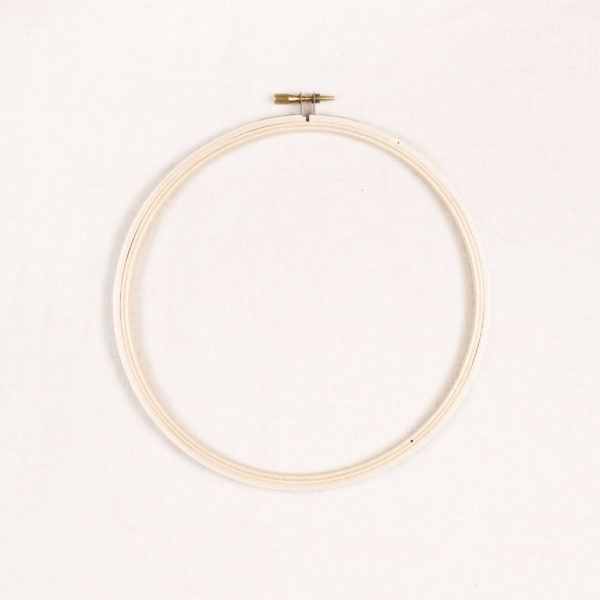 Embroidery hoop small